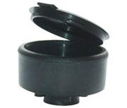 Maskownica zaworu tankowania (czarna)