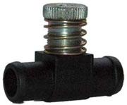 Regulacja 16x16 - śruba metalowa