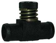 Regulacja 16x16 - śruba tworzywo