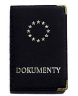 Okładki na dokumenty z folii PCV i skóropodobnej (eko)