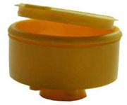 Maskownica zaworu tankowania (kolor)
